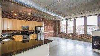 The Bogen & Ventana Loft Style Apartments in St Louis Missouri - bogenventanalofts.com - 2BD 1BA