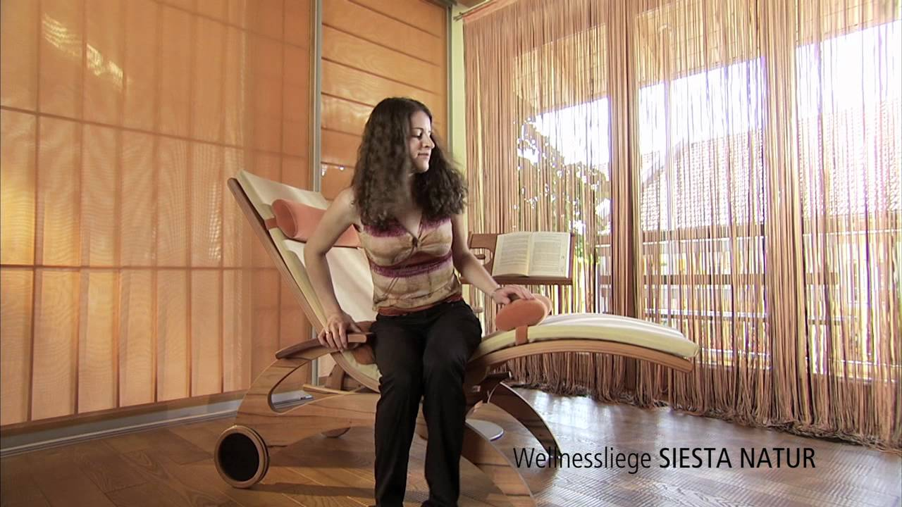 First Class Holz First Class Holz | Wellnessliegen & Vitales Sitzen - Youtube