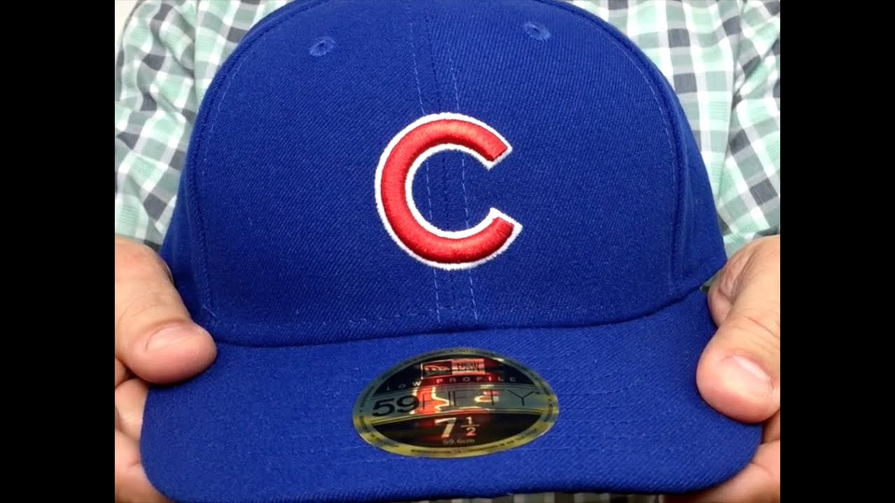 de1de503a05db0 ... promo code for cubs low crown game fitted hat by new era youtube 1c44e  025c9 ...