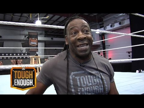 Booker T is excited to start coaching the Tough Enough hopefuls - WWE #ToughEnough