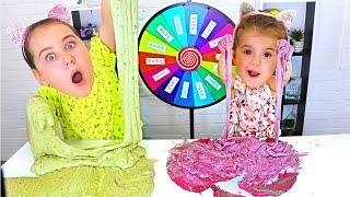Slime Wheel Game With Satisfying Slimes