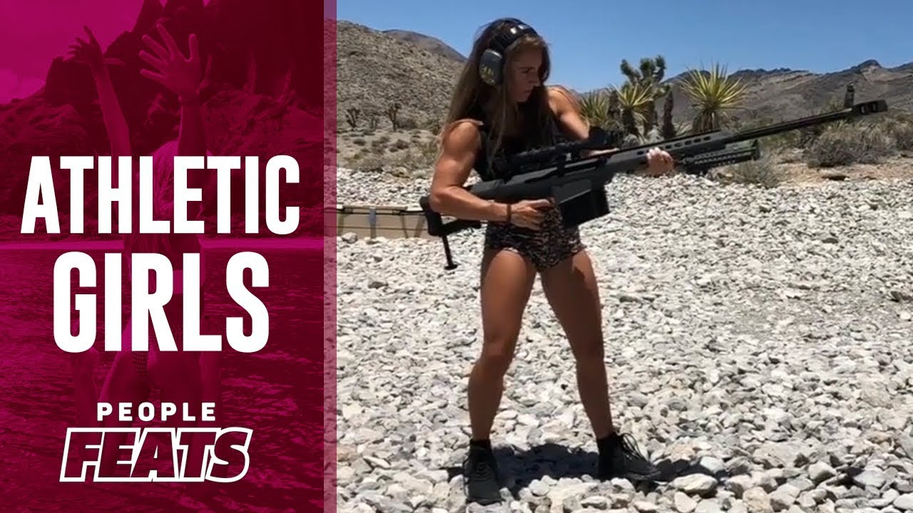 Athletic Girls 🔥 LIKE A BOSS 🔥 Girls Are Awesome