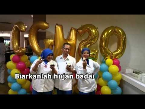 Biar Ku Simpan Rinduku   Novia Kolopaking  with lyric