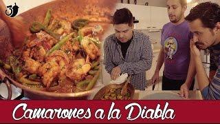 Camarones Del Diablo (a La Diabla) - Receta