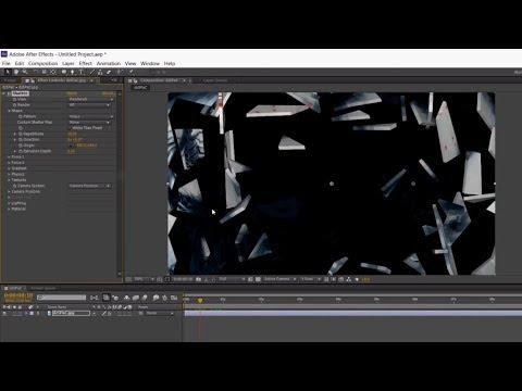Create a custom shatter map.