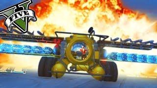 GTA 5 Online - EL SUBMARINO TUNING!! XD - NexxuzHD