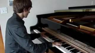 Usher: Dj Got Us Fallin' In Love Again Ft. Pitbull Piano Cover Ritabell