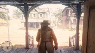 Red Dead Redemption 2 man in basement encounter