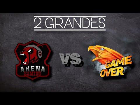 ARENA GAMING Vs GAME OVER   GABOTOX Vs ANTRONIX   VERSUS DE CLANES