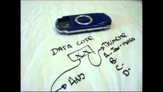 [Tutorial PSP] Qual Modelo, Data Code, Versão da PSP