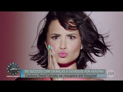 Relembre os altos e baixos da carreira de Demi Lovato   Primeiro Impacto (25/07/18)