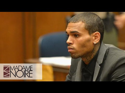 Chris Brown Kicked Out Of Rehab And Sent To Jail | MadameNoire