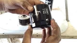 Пилим масляный фильтр. MAHLE OC500