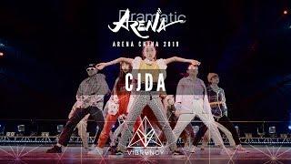 CJDA Arena China Kids 2019 VIBRVNCY Front Row 4K
