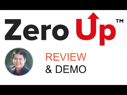 Zero Up Review - Fred Lam Zero Up eCom Software Demo