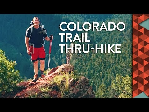 The Colorado Trail & Backpacking Mistakes