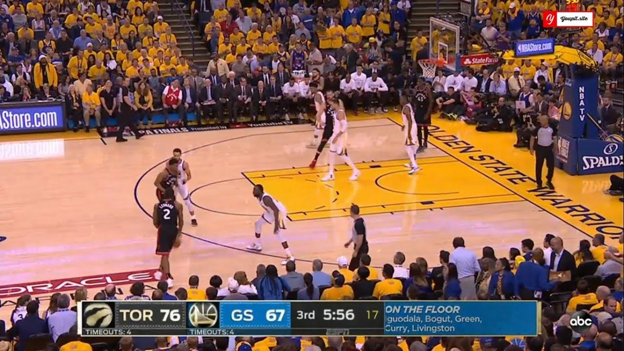 NBA Finals : Toronto Raptors vs Golden State Warrior Game ...