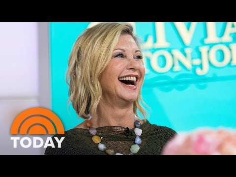 Olivia Newton-John: My New Album 'Liv On' Helps People Heal From Loss | TODAY