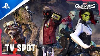 Marvel's Guardians of the Galaxy - TV Spot | PS5, PS4