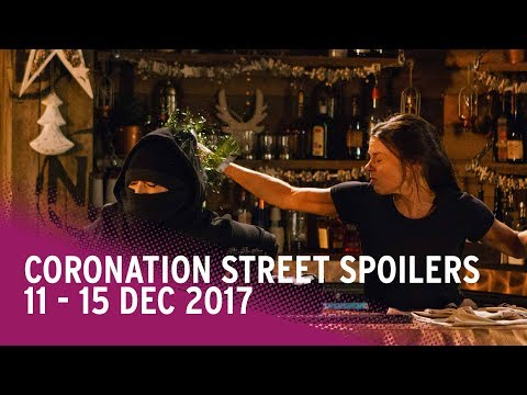 Coronation Street spoilers: 11-15 December 2017 - Corrie