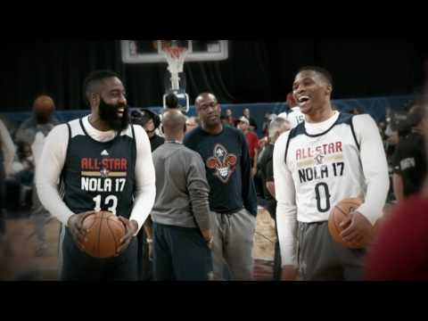 Russell Westbrook and James Harden's Friendship