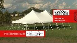 30 x 45 Premiere II Pole Tent - Installation Procedure