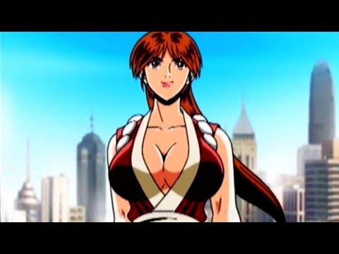 [不知火舞] THE KING OF FIGHTERS '94 RE-BOUT タイトルデモ [GV-VCBOX,GV-SDREC]