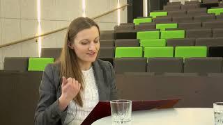 Uniwersytet Otwarty PWSIiP - profesor Grażyna Ancyparowicz
