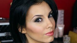 smokey eyes makeup tutorial gun smoke look using bh cosmetics