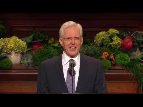 April 2019 General Conference - D. Todd Christofferson
