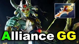 Alliance vs GUS Gaming GG - D2CL 10 Dota 2