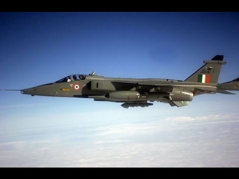 SEPECAT Jaguar Ground Attack Aircraft