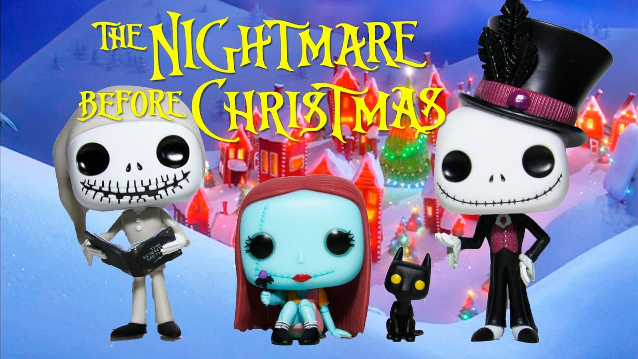 The Nightmare Before Christmas Funko POP! Exclusive Seated Sally ...