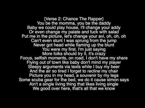 Big Sean - Living Single Feat. Chance The Rapper & Jeremih (Lyrics)