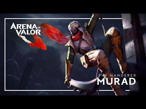 Murad: Hero Spotlight | Gameplay - Arena of Valor