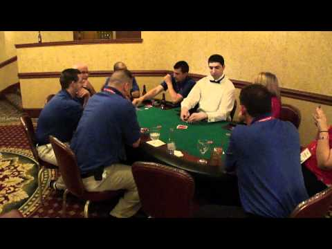 Poker Table Rentals In Chicago, IL - Castle Party Rentals