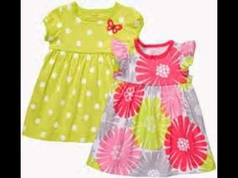 Baby Girl Dresses For Summer - YouTube