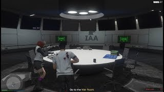 GTA 5 - The Doomsday Heist DLC (ACT 1 Finale) The Data Breaches (Lester)
