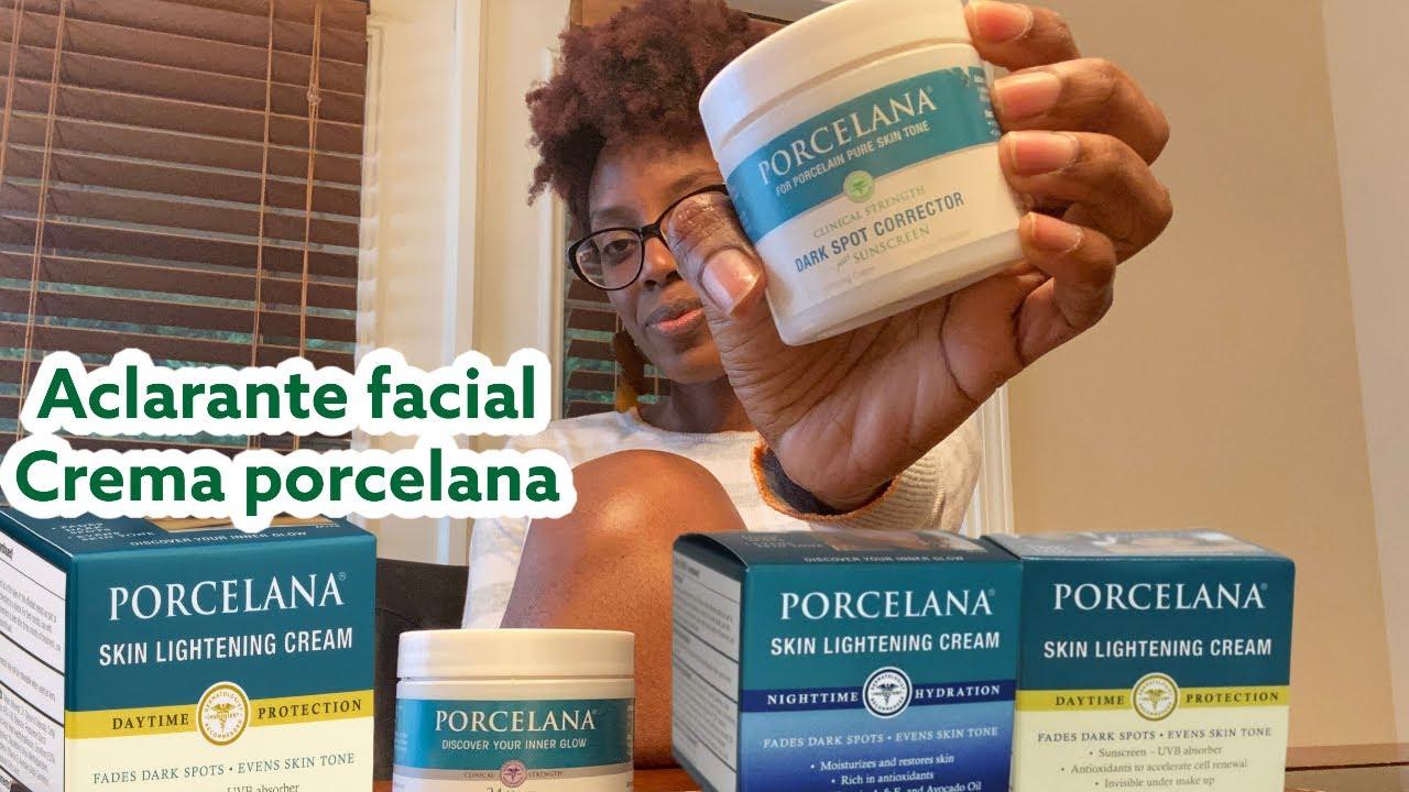 Inevitable Atticus Conciencia  Aclarante facial: crema Porcelana - YouTube