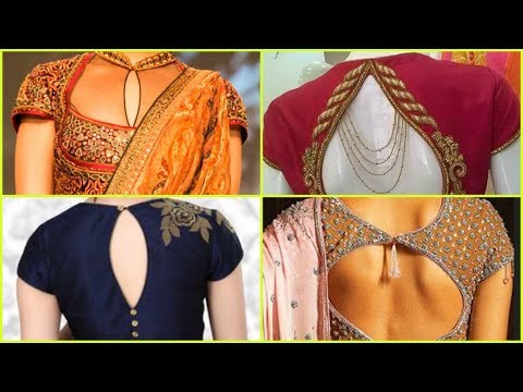 15 Different Types Of Blouse Design Patterns