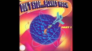 Africa Bambaataa & The Soulsonic Force Planet Rock (2000 Mix)