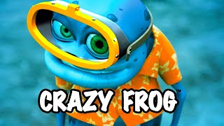 Crazy Frog - Popcorn (Official Vide...