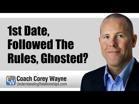 1st Date, Followed The Rules, Ghosted?