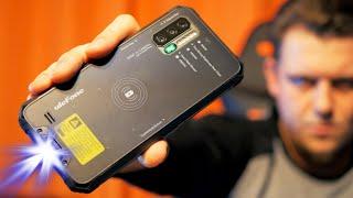 Смартфон Со Встроенным Пульсомером, NFC, 6/128, Беспроводной зарядкой и 5500 mAh | Ulefone Armor 7