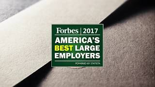 Forbes - Top Employers in 2017