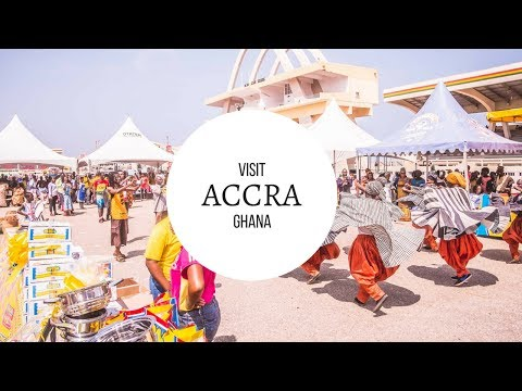 Visit Accra, Ghana with My African Passport