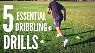 5 Essential Dribbling Drills Every Player Should Master