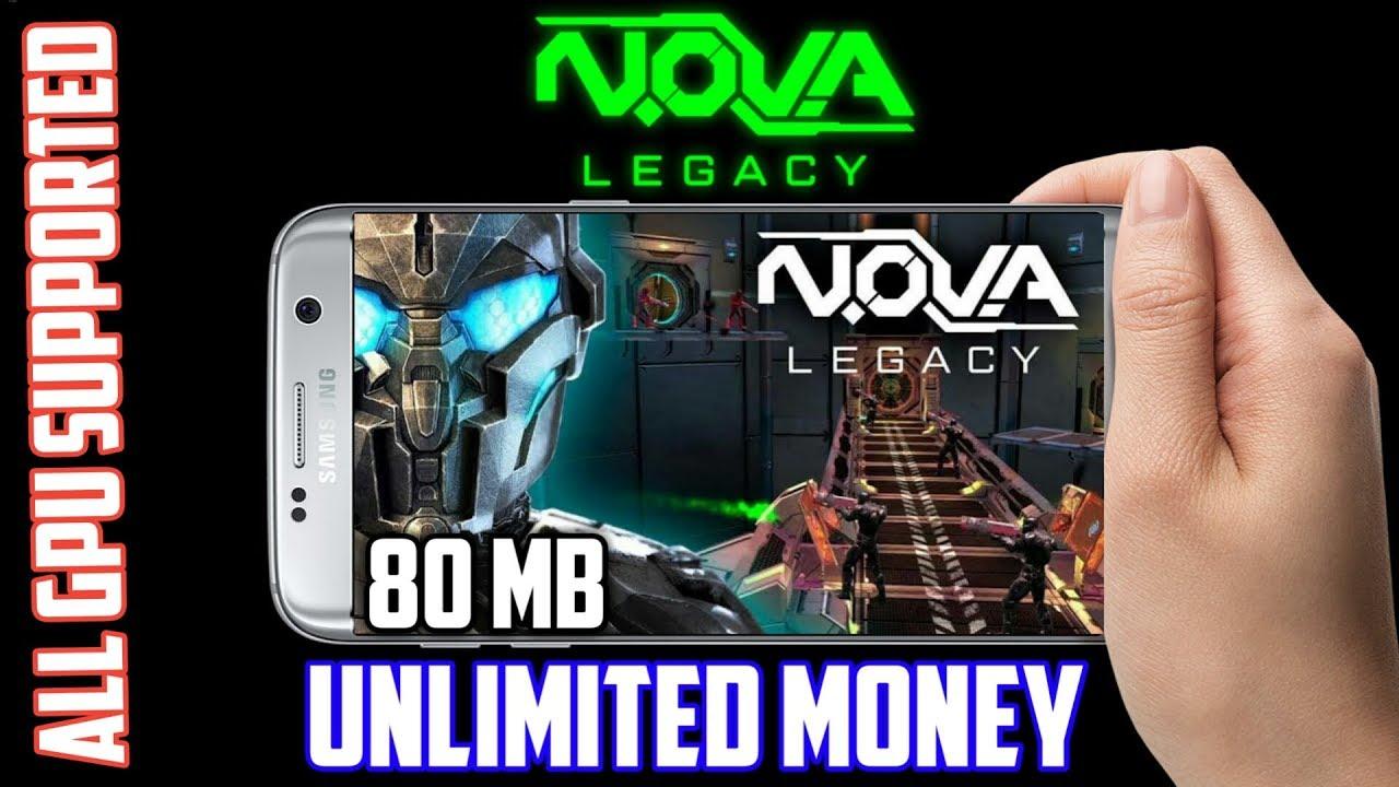 Nova Legacy Mod Apk Android 1 Plus