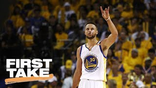 Are The NBA Finals Already Over? | First Take | June 5, 2017 thumbnail