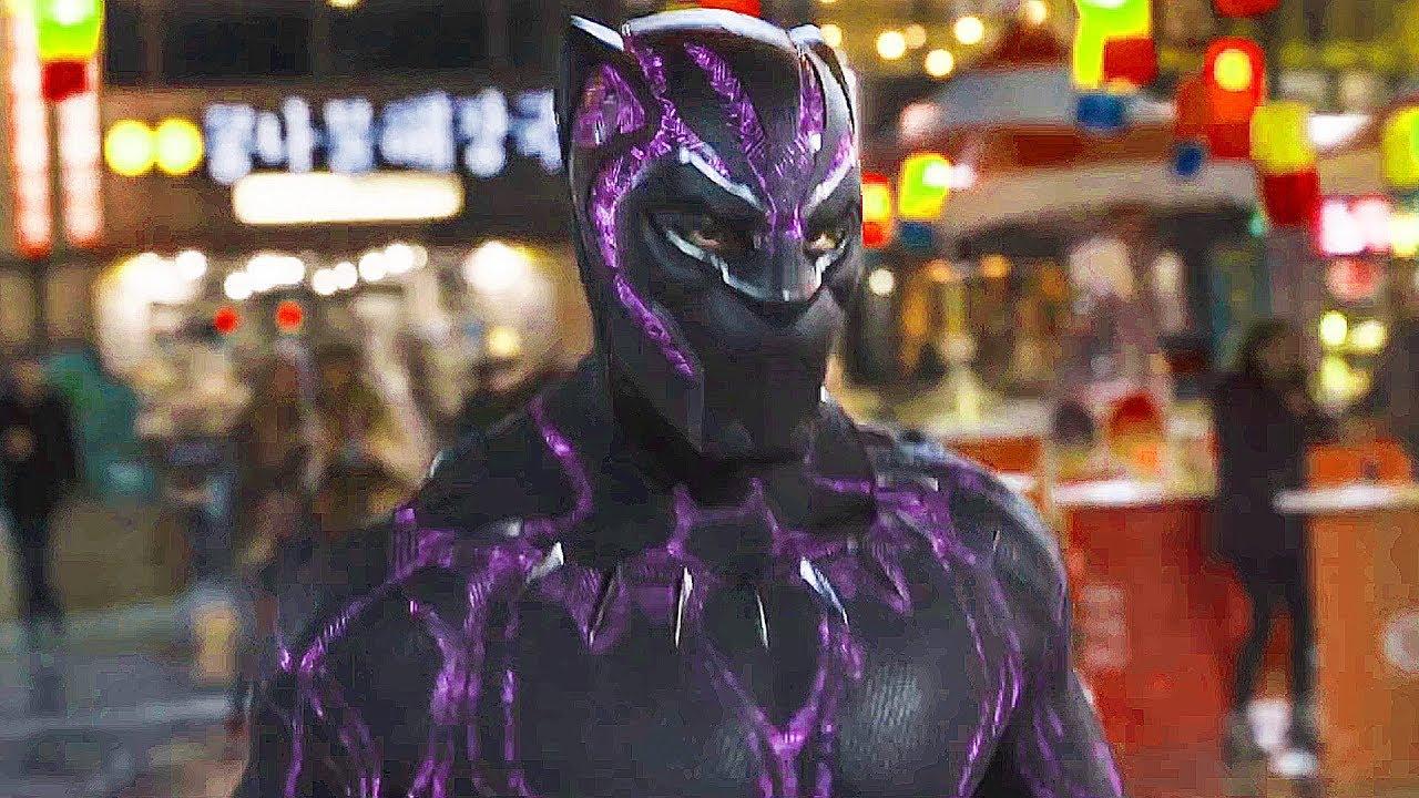 black panther 2018 trailer 2